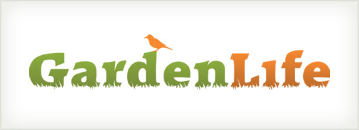 GardenLife logo design