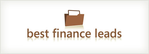 Best Finance Leads logo design