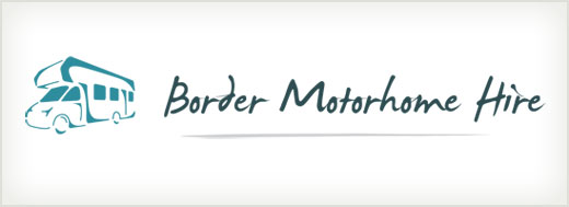 Border Motorhome Hire logo design