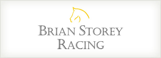 Brian Storey Racing logo design