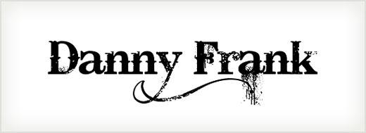Danny Frank logo design