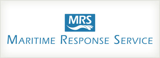 Maritime Response Service logo design