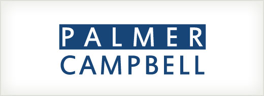 Palmer Campbell logo design