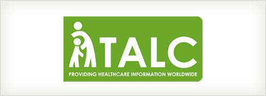 TALC logo design