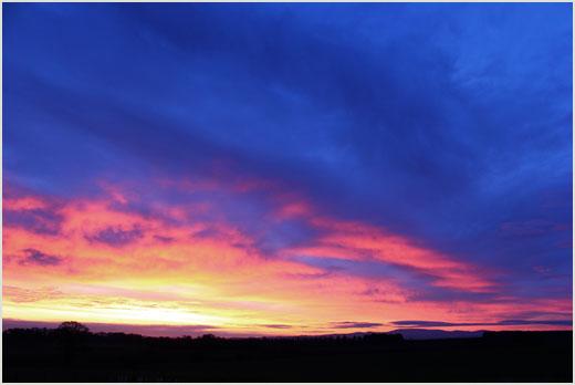 Luminous dawn