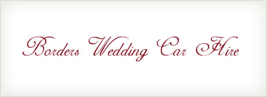 find out more about the Borders Wedding Car Hire logo design