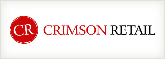 find out more about the Crimson Retail logo design