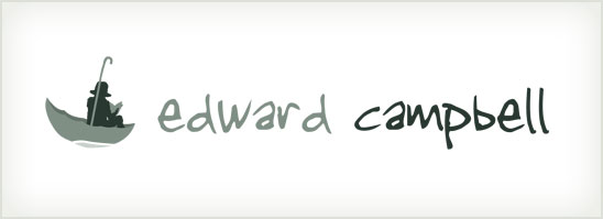 find out more about the Edward Campbell logo design