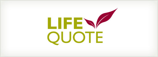 find out more about the Life Quote logo design