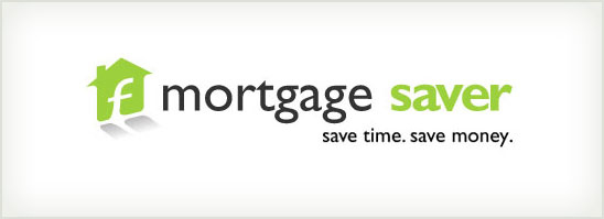 find out more about the Mortgage Saver logo design