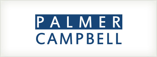 find out more about the Palmer Campbell logo design