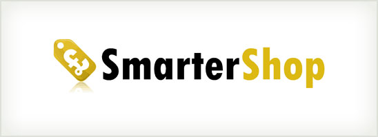 find out more about the SmarterShop logo design