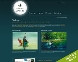 find out more about the Edward Campbell website design